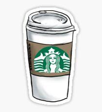 Starbucks Coffee Drin Sticker