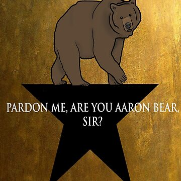 Aaron Bear (Sir) by DAMMIT-ANDERSON