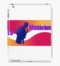 Le Musicien iPad Case/Skin
