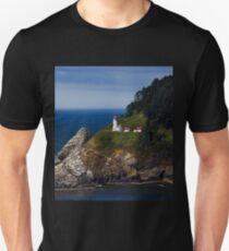 Heceta Head Lighthouse Unisex T-Shirt