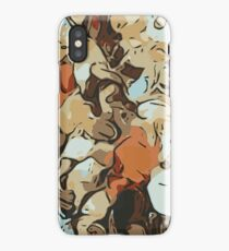 Colorful abstract iPhone Case/Skin