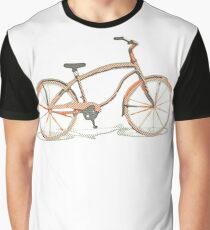 Cute bicycle Graphic T-Shirt