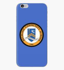 Degrassi School Logo - TV Series iPhone Case