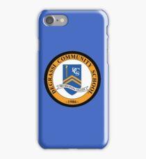 Degrassi School Logo - TV Series iPhone Case/Skin
