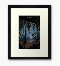 It's You Framed Print