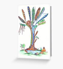 Tree of Life 5 Greeting Card