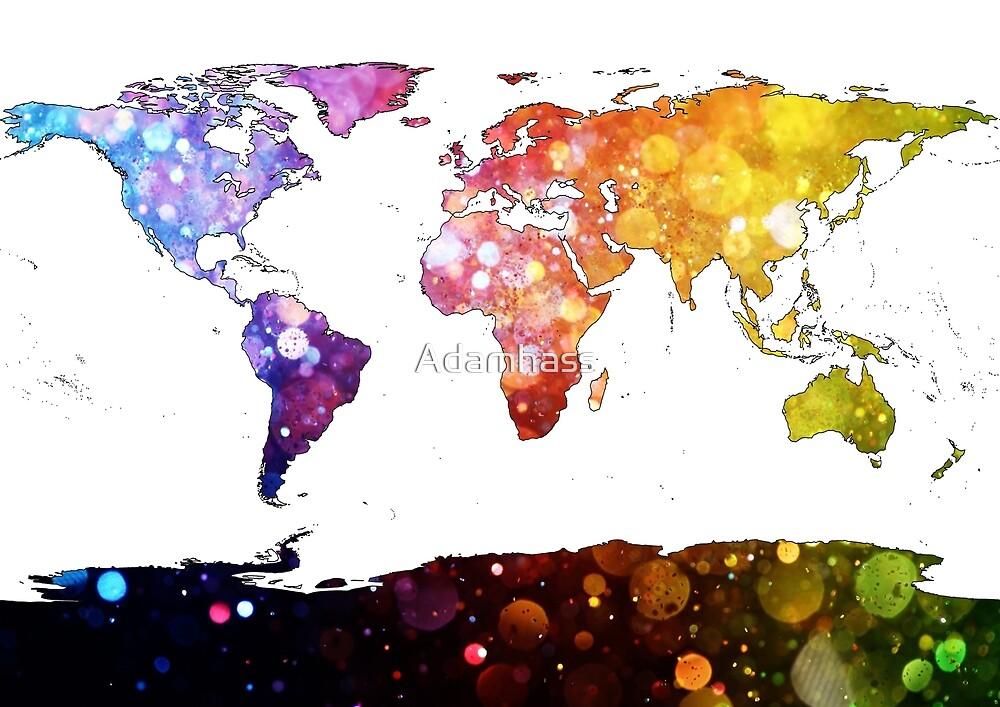Rainbow World  by Adamhass