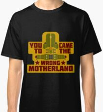 Cherno Alpha: Wrong Motherland Classic T-Shirt