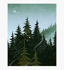 Christmas Card 2 Photographic Print
