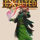 Exalted Twilight Caste - Iselsi Shen by TheOnyxPath