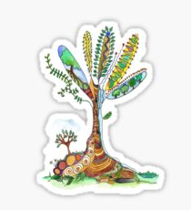 Tree of Life 9 Sticker