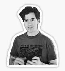 Young Stephen Colbert  Sticker