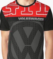 Volkswagen GTI Graphic Design Graphic T-Shirt