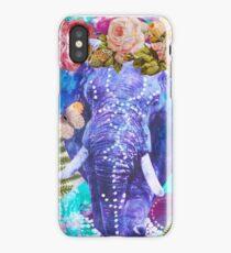 Elephant Goddess iPhone Case/Skin