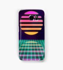 Outrun Sun Art! Samsung Galaxy Case/Skin