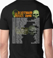 THE DEAD DAISIES TOUR DATE 2016 FOR BACK HOT DESIGN T-Shirt
