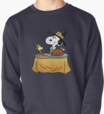 Snoopy Thanksgiving Pullover
