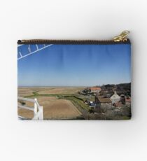 Cley windmill - the view from the fan-stage Studio Pouch