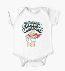 Captain Underpants! Kids Clothes