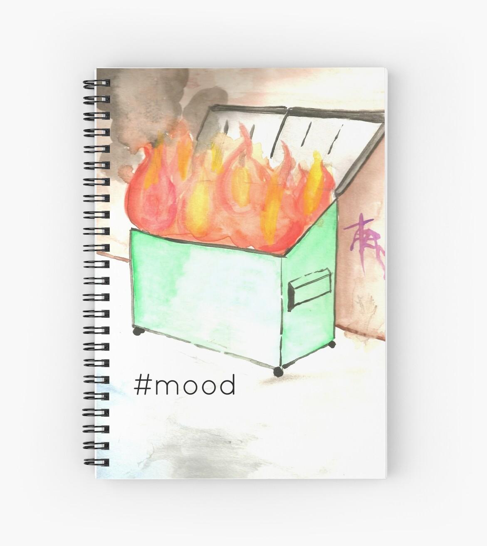 Dumpster Fire by dudethatsdope