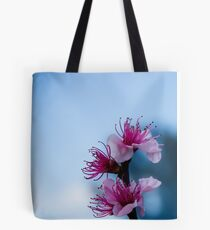 Cool Blossom Tote Bag