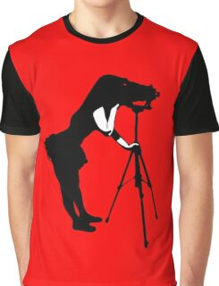 Photographer Grrl Graphic T-Shirt