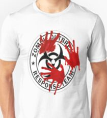 Zombie Response Team - Wipe Out T-Shirt