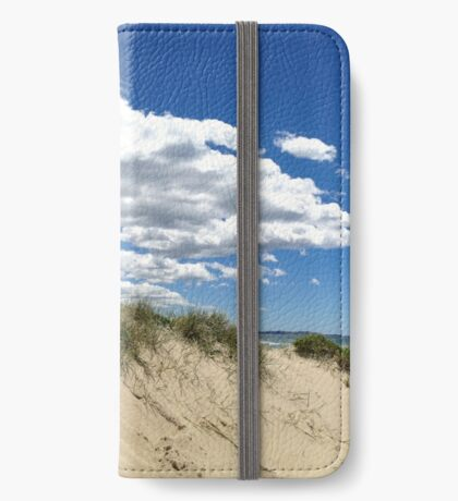 Sky, Sand, Sea iPhone Wallet