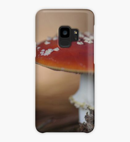 There is a fairy under the toadstool Case/Skin for Samsung Galaxy