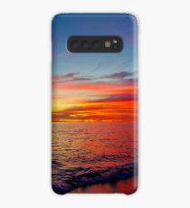 Brighton Jetty Sunset Case/Skin for Samsung Galaxy