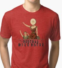 Neutral Milk Hotel - In the Aeroplane Over the Sea Tri-blend T-Shirt