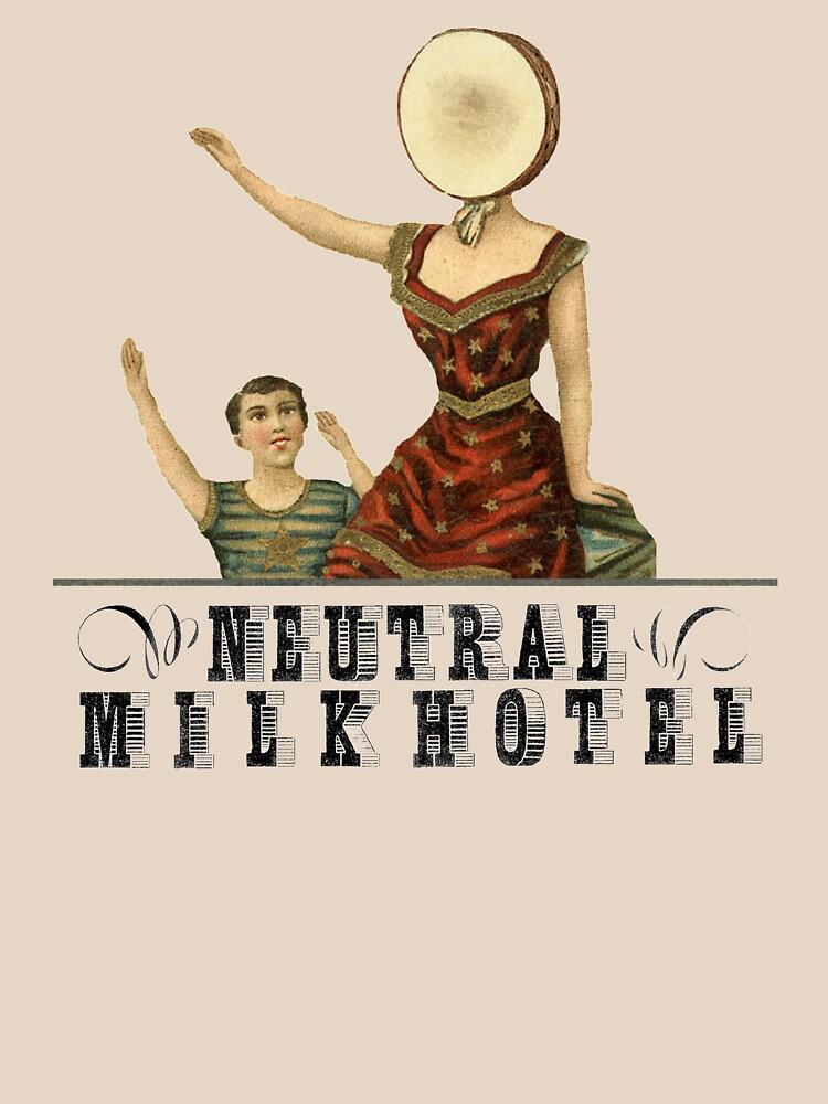 Neutral Milk Hotel - En el avión sobre el mar de slippi