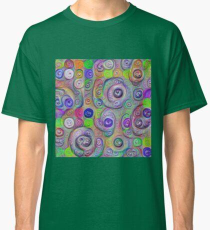 Space snowballs #DeepDreamed Classic T-Shirt