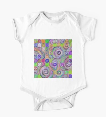 Space snowballs #DeepDreamed Kids Clothes