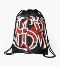 New South Wales Railways Emblem Drawstring Bag