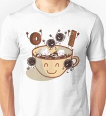 Hot chocolate time! T-Shirt