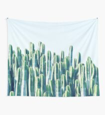 Cactus V2 #redbubble #home #lifestyle #buyart #decor Wall Tapestry