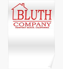 Bluth Co. Poster