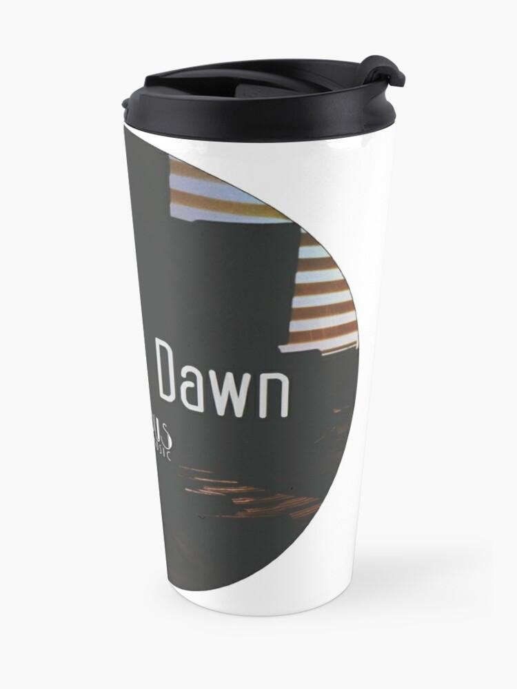 Alternate view of Dusk til Dawn Travel Mug