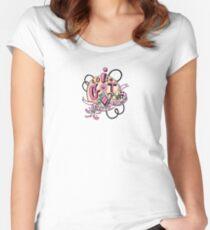 2014 P.ink Day: I Got P.INK'd Women's Fitted Scoop T-Shirt