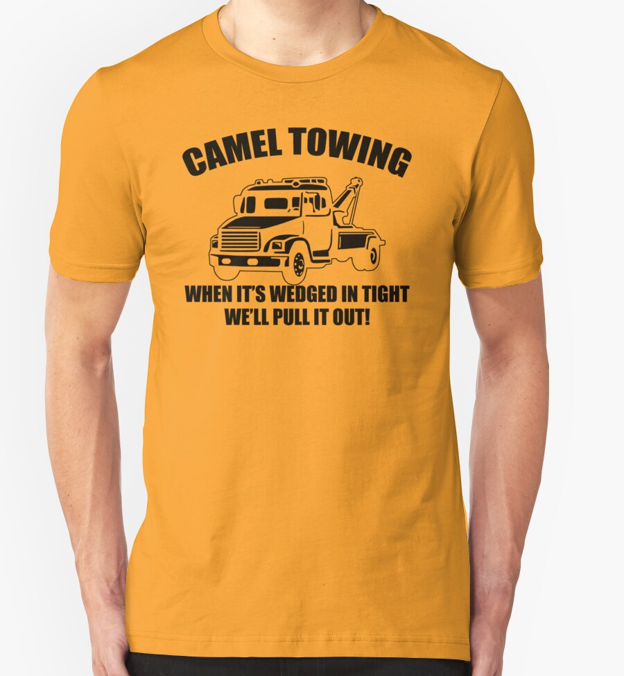camel towing mens t shirt tee funny tshirt tow service. Black Bedroom Furniture Sets. Home Design Ideas