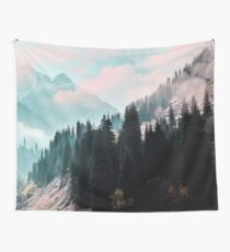 The Juxtaposed Creation #redbubble #lifetstyle Wall Tapestry