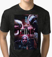 THE THING 5 Tri-blend T-Shirt