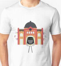Melbourne Icon - Tram Unisex T-Shirt