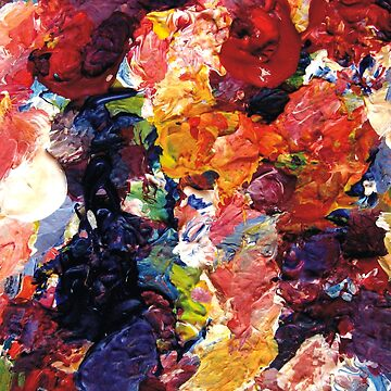 Abstract. Palette I by klozowski