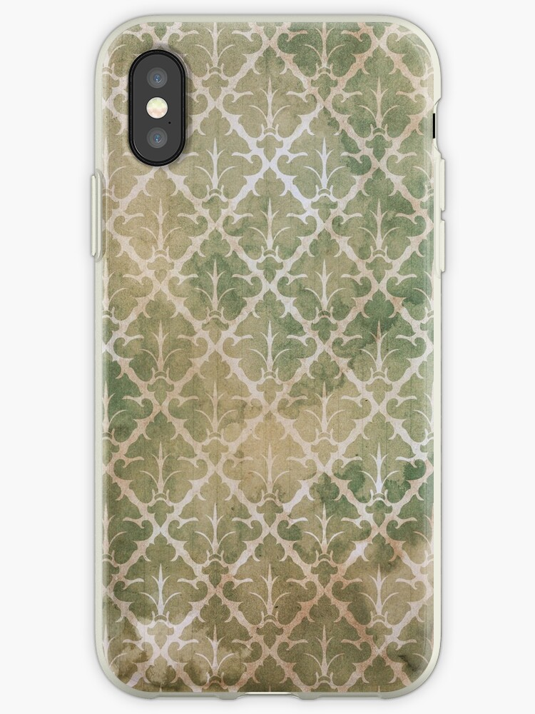 Vintage Patterned Wallpaper 02 by Lost & Found