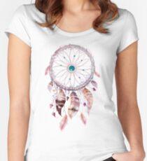 Dreamcatcher 3 Women's Fitted Scoop T-Shirt