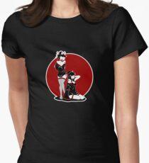 Pinup Geisha Two T-Shirt