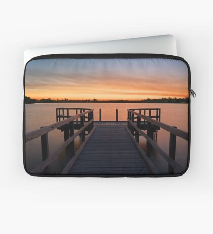 Shelley Jetty Perth Western Australia. Laptop Sleeve