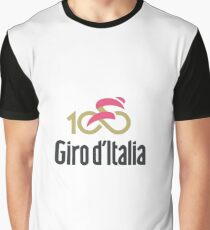 Giro d'Italia 100 Graphic T-Shirt